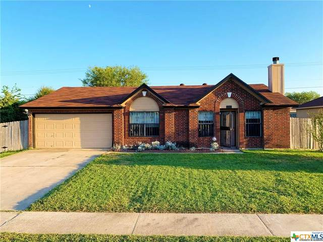 4914 Parkwood Drive, Killeen, TX 76542 (MLS #423124) :: Brautigan Realty