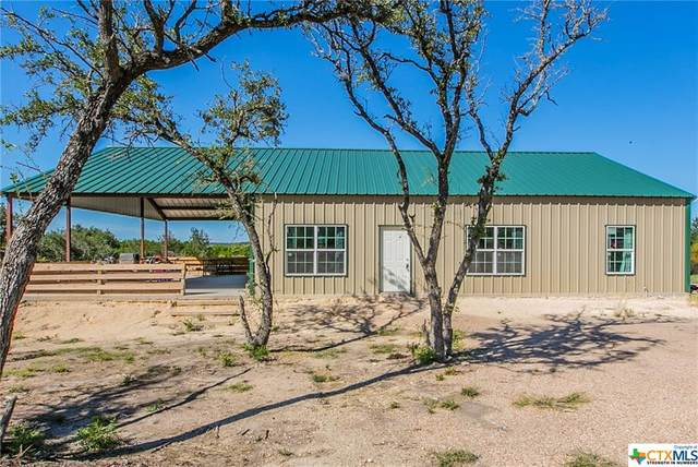 313 Sierra Vista Drive, Gatesville, TX 76528 (MLS #423262) :: RE/MAX Family