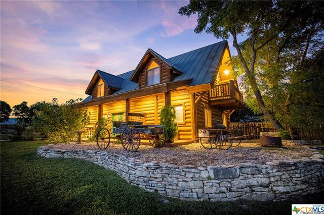14460 River Road, New Braunfels, TX 78132 (MLS #423280) :: The Myles Group