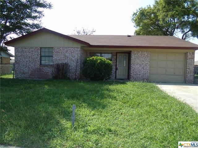 3908 Pilgram Drive, Killeen, TX 76543 (MLS #423340) :: Brautigan Realty