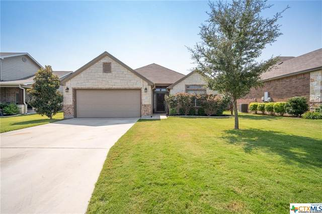 1509 Neuberry Cliffe, Temple, TX 76502 (MLS #423406) :: The Real Estate Home Team