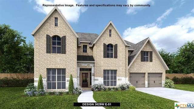 1193 Waddie Way, New Braunfels, TX 78132 (MLS #423414) :: Brautigan Realty