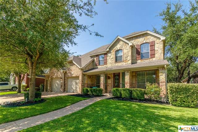 1248 Pine Forest Circle, Round Rock, TX 78665 (MLS #423441) :: The Real Estate Home Team