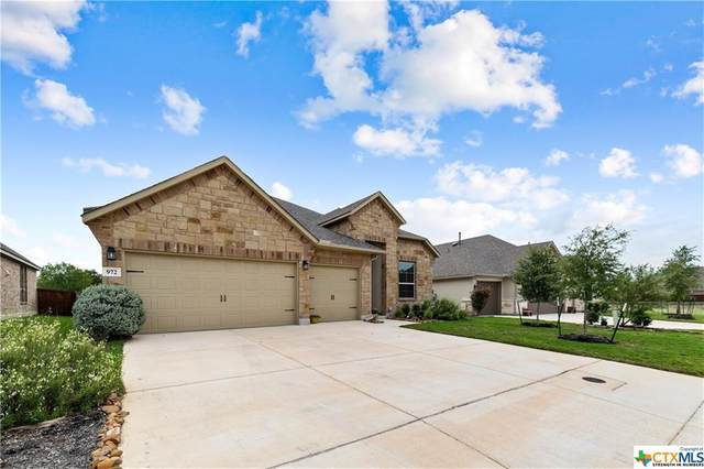 972 Carriage Loop, New Braunfels, TX 78132 (MLS #423506) :: The Real Estate Home Team