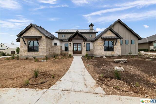 540 Copper Crest, New Braunfels, TX 78132 (MLS #423507) :: The Real Estate Home Team