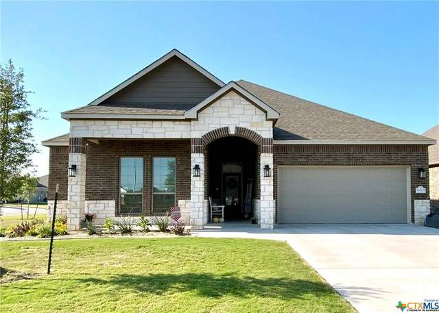 10403 Becker Drive, Temple, TX 76502 (MLS #423544) :: The Zaplac Group