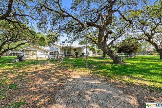 11500 W Adams Drive, Belton, TX 76513 (MLS #423553) :: The Real Estate Home Team