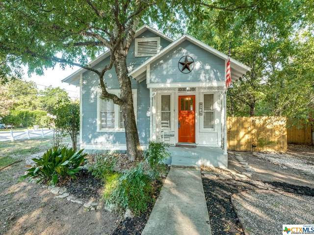 1390 Cross Street, New Braunfels, TX 78130 (MLS #423564) :: Brautigan Realty