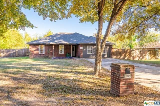 109 N Lamar Street, Little River-Academy, TX 76554 (MLS #423610) :: Brautigan Realty