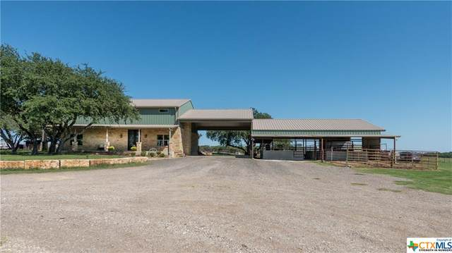 10421 Fm 1670, Salado, TX 76571 (MLS #423614) :: Berkshire Hathaway HomeServices Don Johnson, REALTORS®