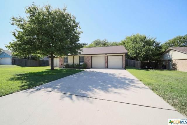 1610 Fox Trail, Harker Heights, TX 76548 (MLS #423637) :: Brautigan Realty