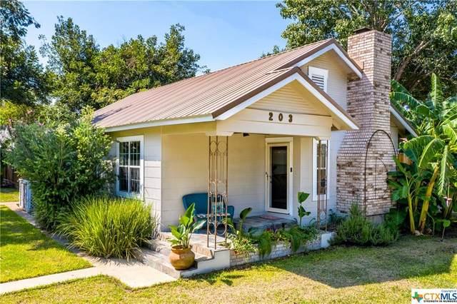 203 N Fair Street, Gonzales, TX 78629 (MLS #423655) :: Brautigan Realty