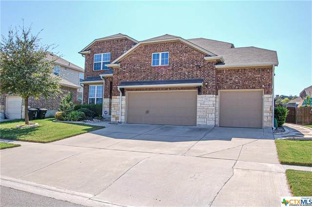 2510 Inspiration Drive, Killeen, TX 76549 (MLS #423708) :: RE/MAX Family