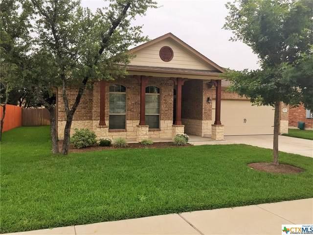 5408 English Oak Drive, Killeen, TX 76542 (MLS #423719) :: Brautigan Realty