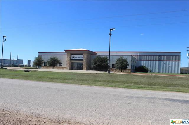 1172 Industrial Park Drive, Victoria, TX 77905 (MLS #423812) :: The Zaplac Group