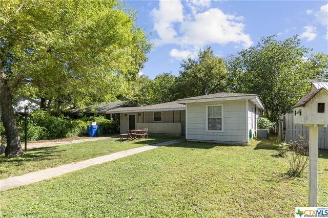 904 Hackberry Street, Taylor, TX 76574 (MLS #423814) :: The Real Estate Home Team
