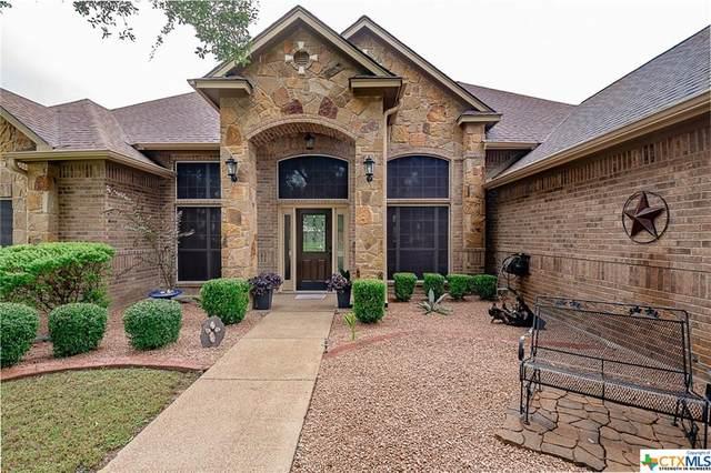 2506 Twin Ridge Court, Belton, TX 76513 (MLS #423828) :: Vista Real Estate