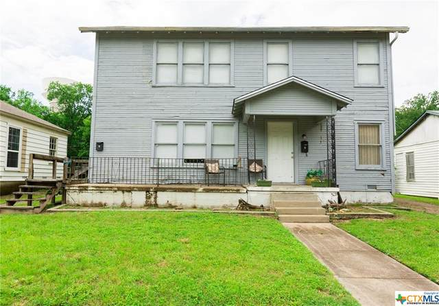 1310 S 21st Street, Temple, TX 76504 (MLS #423849) :: The Real Estate Home Team