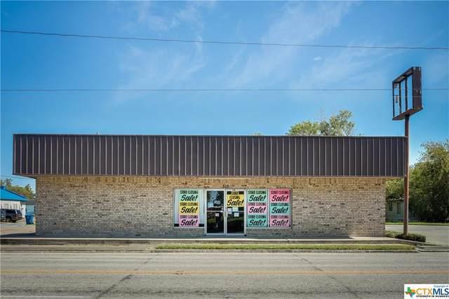 310 N Virginia Street, Port Lavaca, TX 77979 (MLS #423874) :: The Zaplac Group