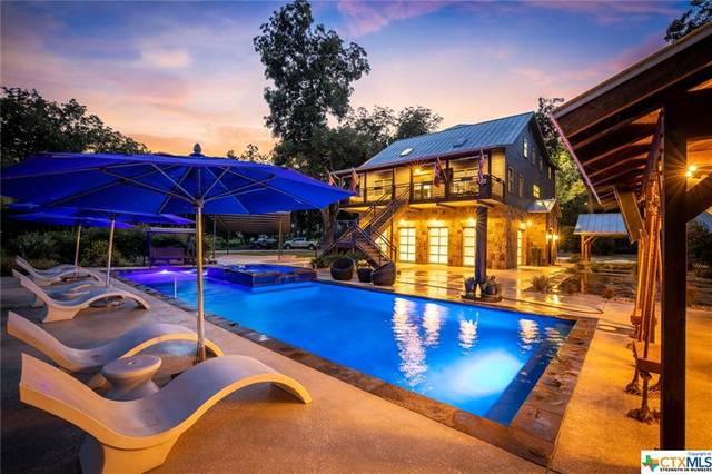 817 Ridgeroad Drive, New Braunfels, TX 78130 (MLS #423877) :: The Myles Group