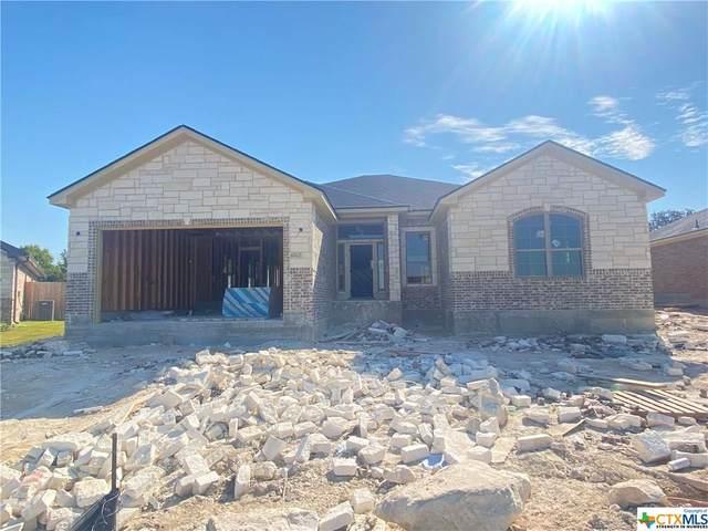 6007 Modena Drive, Temple, TX 76502 (MLS #423913) :: Kopecky Group at RE/MAX Land & Homes