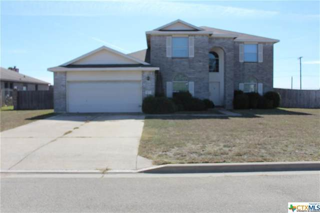 233 Rolling Hills Drive, Killeen, TX 76543 (MLS #423919) :: The Real Estate Home Team