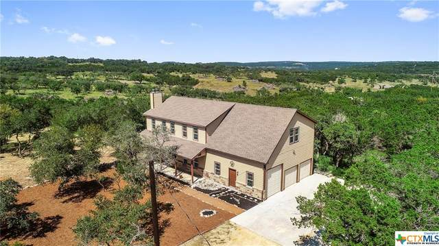 3967 Summit Drive, New Braunfels, TX 78132 (MLS #423928) :: Brautigan Realty