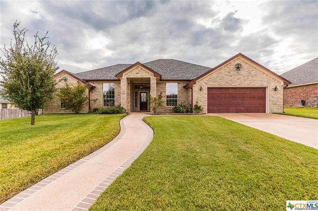 2204 Addax Trail, Harker Heights, TX 76548 (MLS #423942) :: The Real Estate Home Team