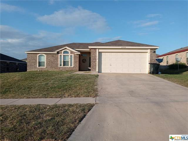 2705 Hector Drive, Killeen, TX 76549 (MLS #423944) :: The Real Estate Home Team