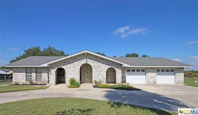 1304 Old Nolanville Road, Nolanville, TX 76559 (MLS #423950) :: The Myles Group