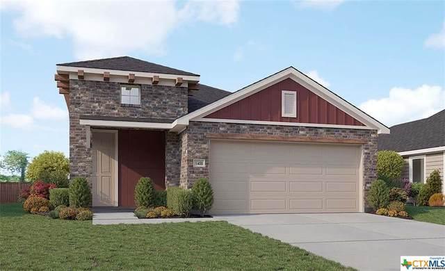 2091 Cowan Drive, New Braunfels, TX 78132 (MLS #423991) :: Brautigan Realty