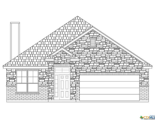 1316 Rolling Brook Drive, Temple, TX 76502 (#424008) :: First Texas Brokerage Company