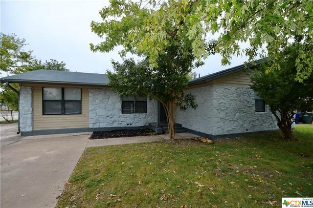 1208 W Ave E, Copperas Cove, TX 76522 (MLS #424011) :: Kopecky Group at RE/MAX Land & Homes