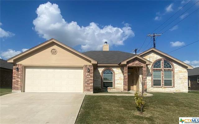 209 E Little Dipper, Killeen, TX 76542 (MLS #424012) :: The Myles Group