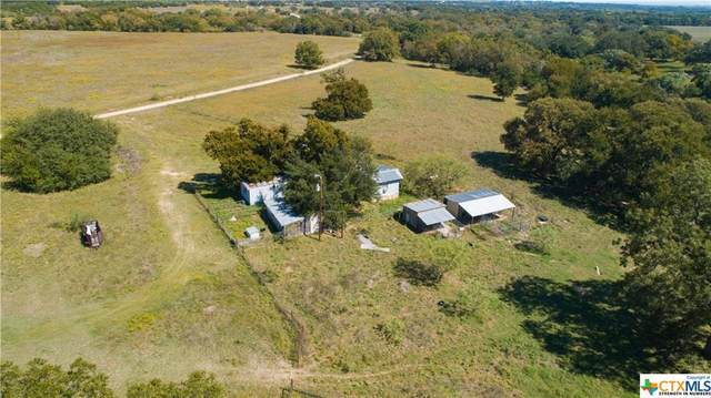 351 Private Road 2768, Lometa, TX 76853 (MLS #424014) :: The Myles Group