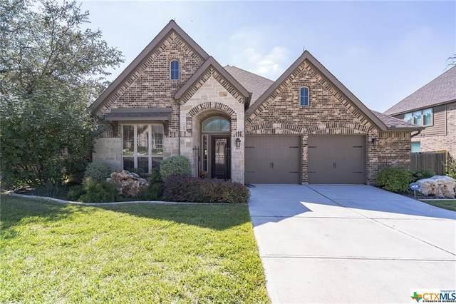 583 Oak Brook Drive, New Braunfels, TX 78132 (#424028) :: First Texas Brokerage Company
