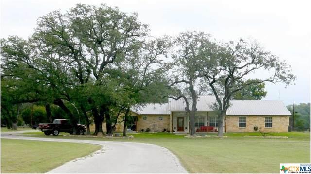 2309 Deer Trail, Lampasas, TX 76550 (MLS #424119) :: RE/MAX Family