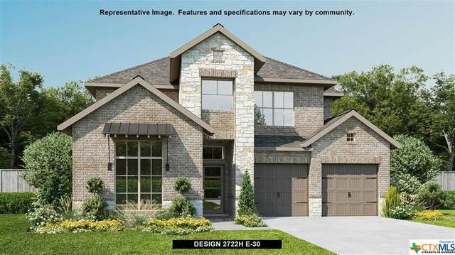 551 Orchard Way, New Braunfels, TX 78132 (MLS #424149) :: The Real Estate Home Team