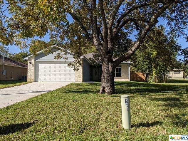 306 N Race Street, Lampasas, TX 76550 (MLS #424225) :: The Myles Group