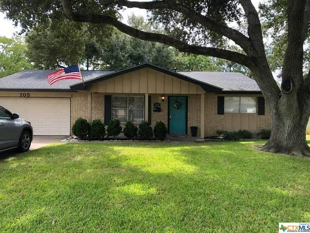 705 Westwood Drive, Port Lavaca, TX 77979 (MLS #424233) :: The Zaplac Group