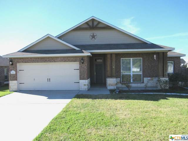 7805 Painted Valley Drive, Temple, TX 76502 (#424240) :: First Texas Brokerage Company