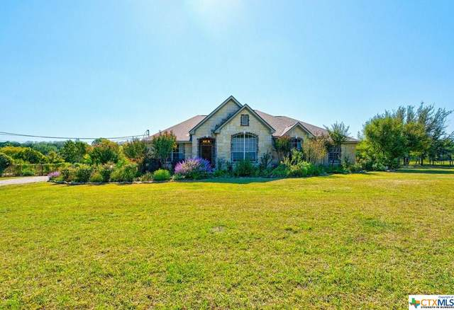 250 W Quarterhorse Drive, Liberty Hill, TX 78642 (MLS #424254) :: RE/MAX Family