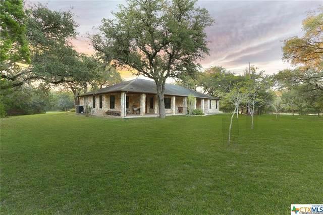 101 Pioneer Trl, San Marcos, TX 78666 (MLS #424283) :: The Real Estate Home Team