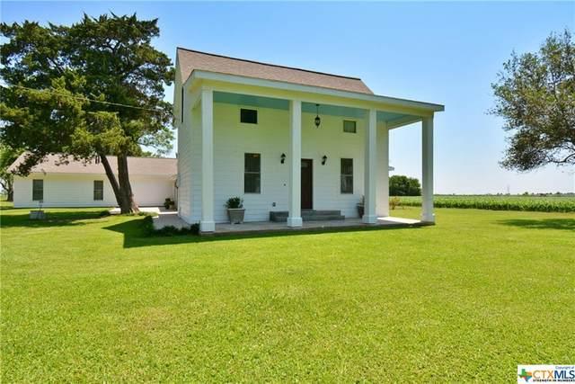 2261 County Road 407, El Campo, TX 77437 (MLS #424286) :: The Real Estate Home Team