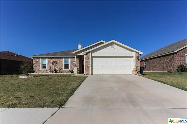 7602 Oliver Loving Drive, Killeen, TX 76549 (MLS #424298) :: The Real Estate Home Team