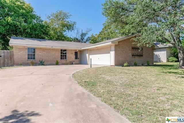 206 Tucson Drive, Temple, TX 76504 (MLS #424314) :: Vista Real Estate