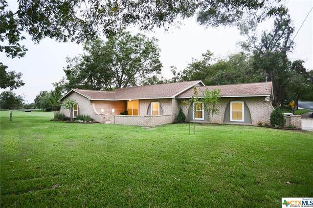 500 S Center Street, Weimar, TX 78962 (MLS #424325) :: The Zaplac Group
