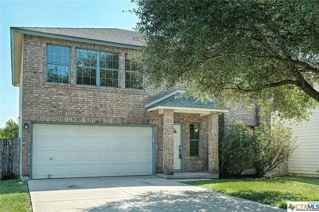 2010 Cyclone Ridge Cove, Round Rock, TX 78665 (MLS #424340) :: The Real Estate Home Team