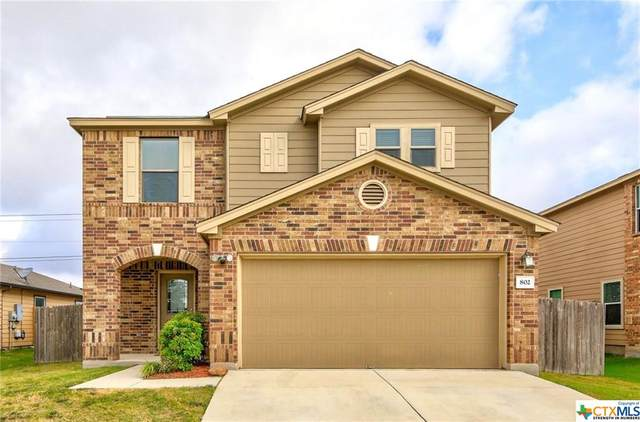 802 Estes Park, Taylor, TX 76574 (#424380) :: 12 Points Group