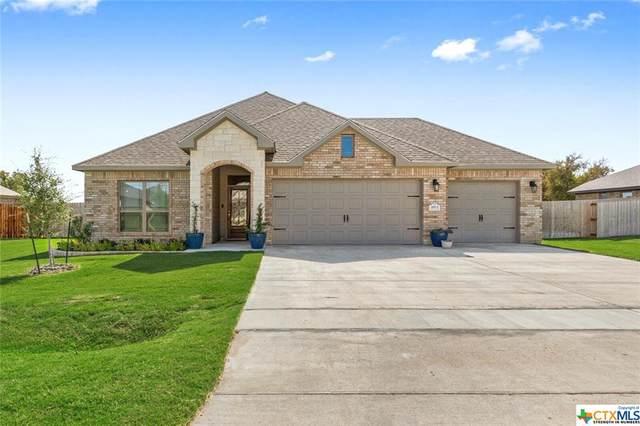 3861 Green Tree Loop, Temple, TX 76502 (#424385) :: First Texas Brokerage Company